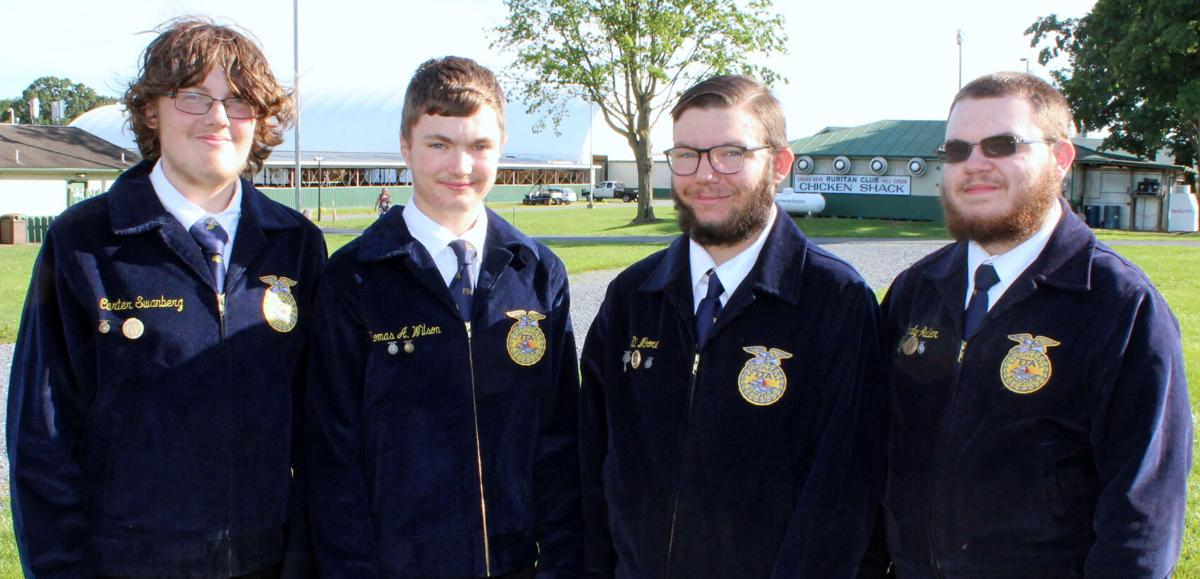 Appomattox FFA excels at state convention