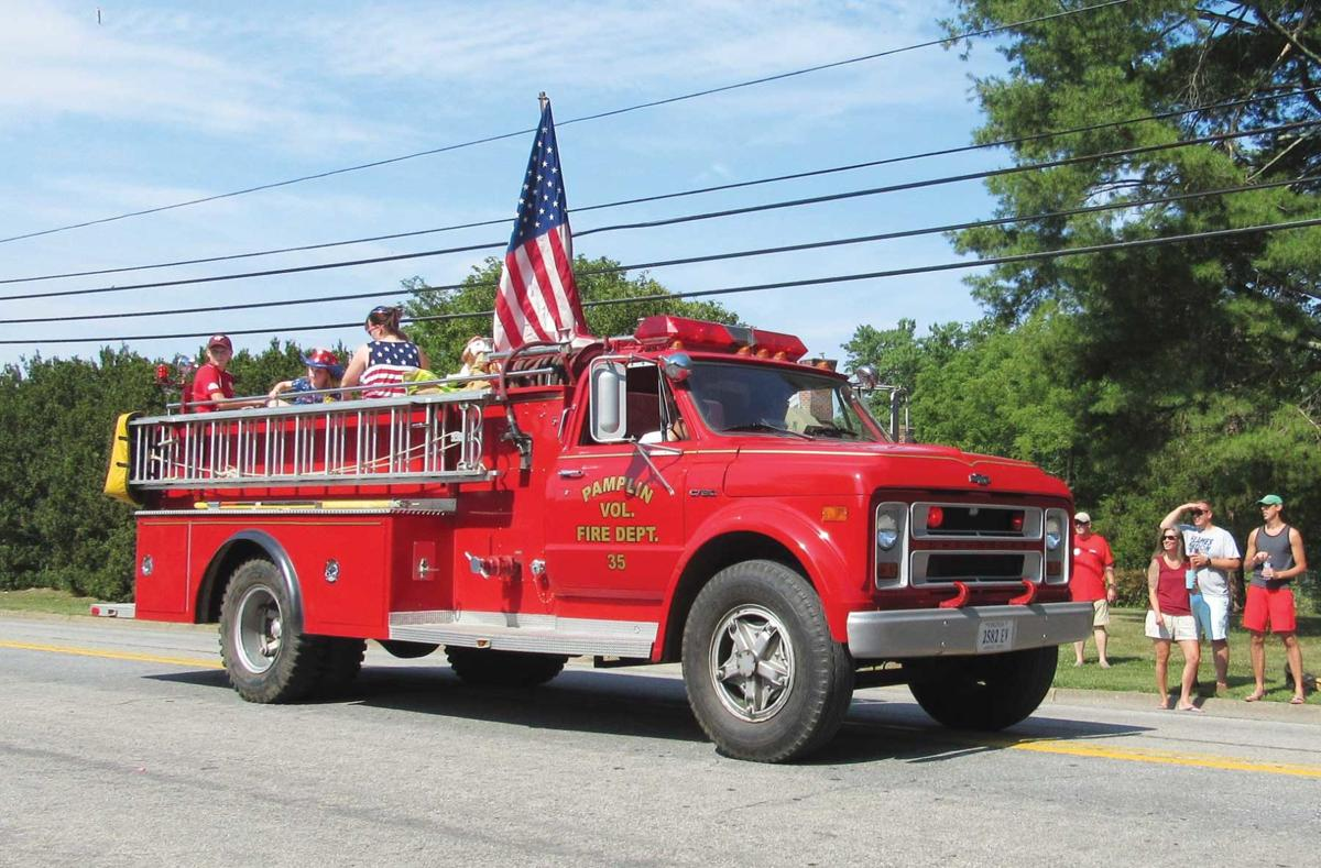 Pamplin Volunteer Fire Department