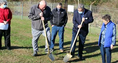 Groundbreaking ceremony held for Appomattox Wastewater Improvement Project
