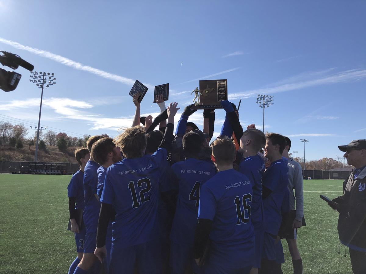 Towns' goal in OT lifts Fairmont Senior to Class AA state soccer championship