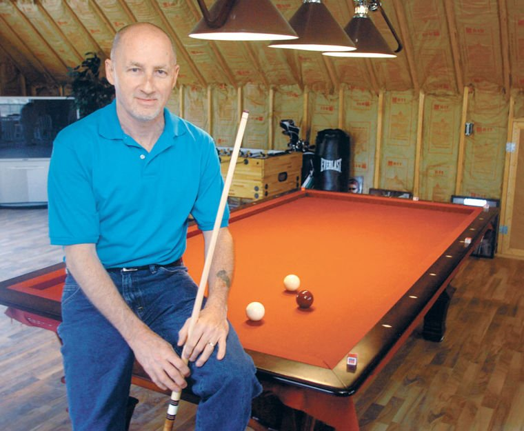A Good Clean Game Archives Timeswvcom - Pool table with no holes