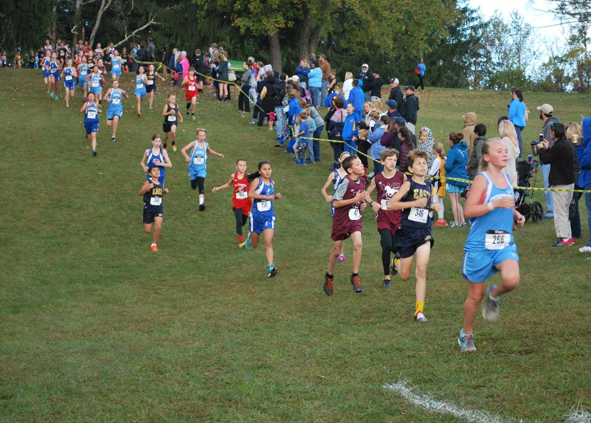Middle school runners compete at Times Invitational: PHOTOS | Sports