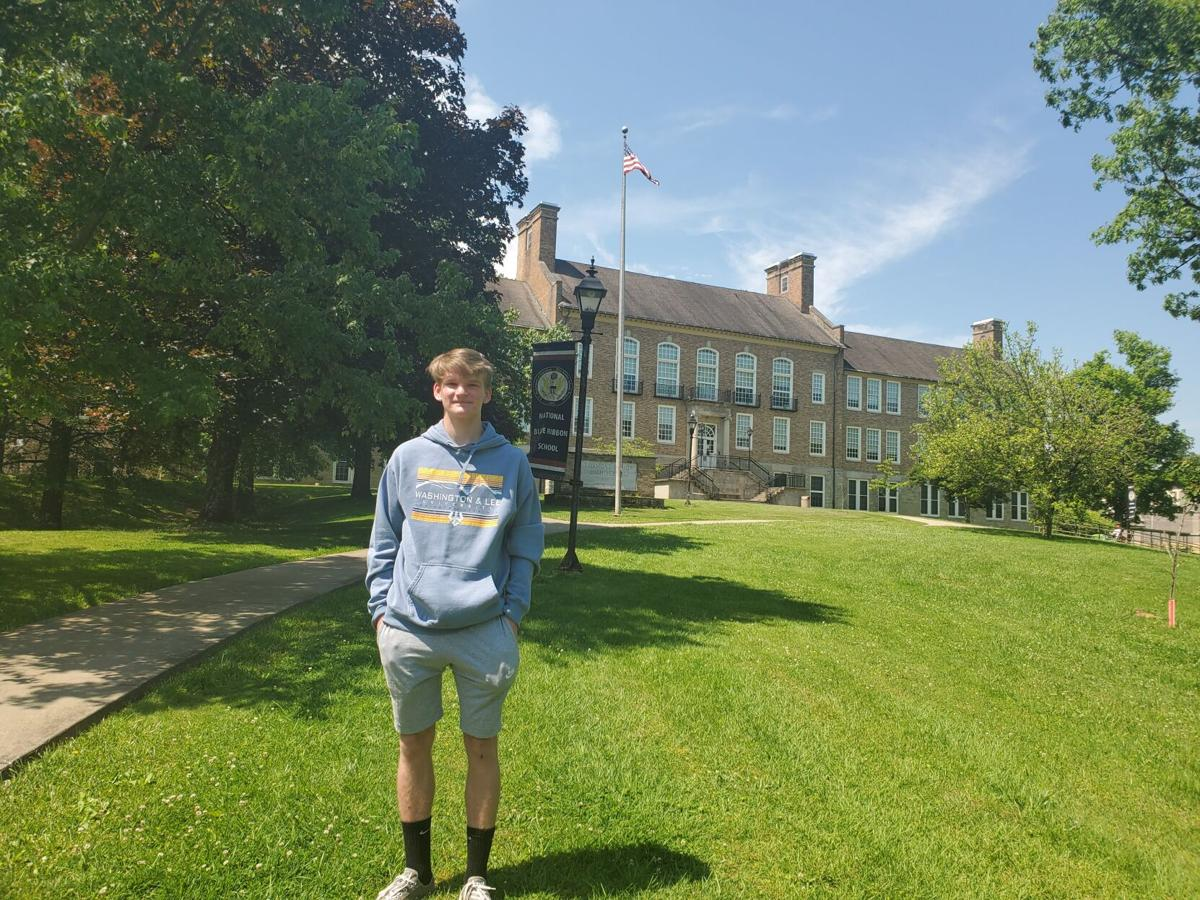 On the soccer field, or the classroom, William Tobin is a winner