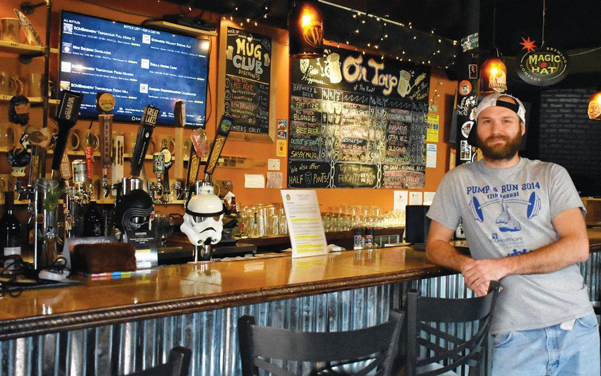 Love of craft beer leads to Rambling Root partnership   News ...
