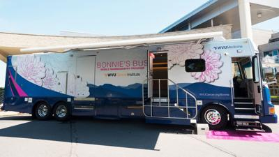 WVU Cancer Institute's Pink Party to benefit Bonnie's Bus moves to digital format this year