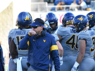 167 COVID-19 tests given to WVU football team, staff