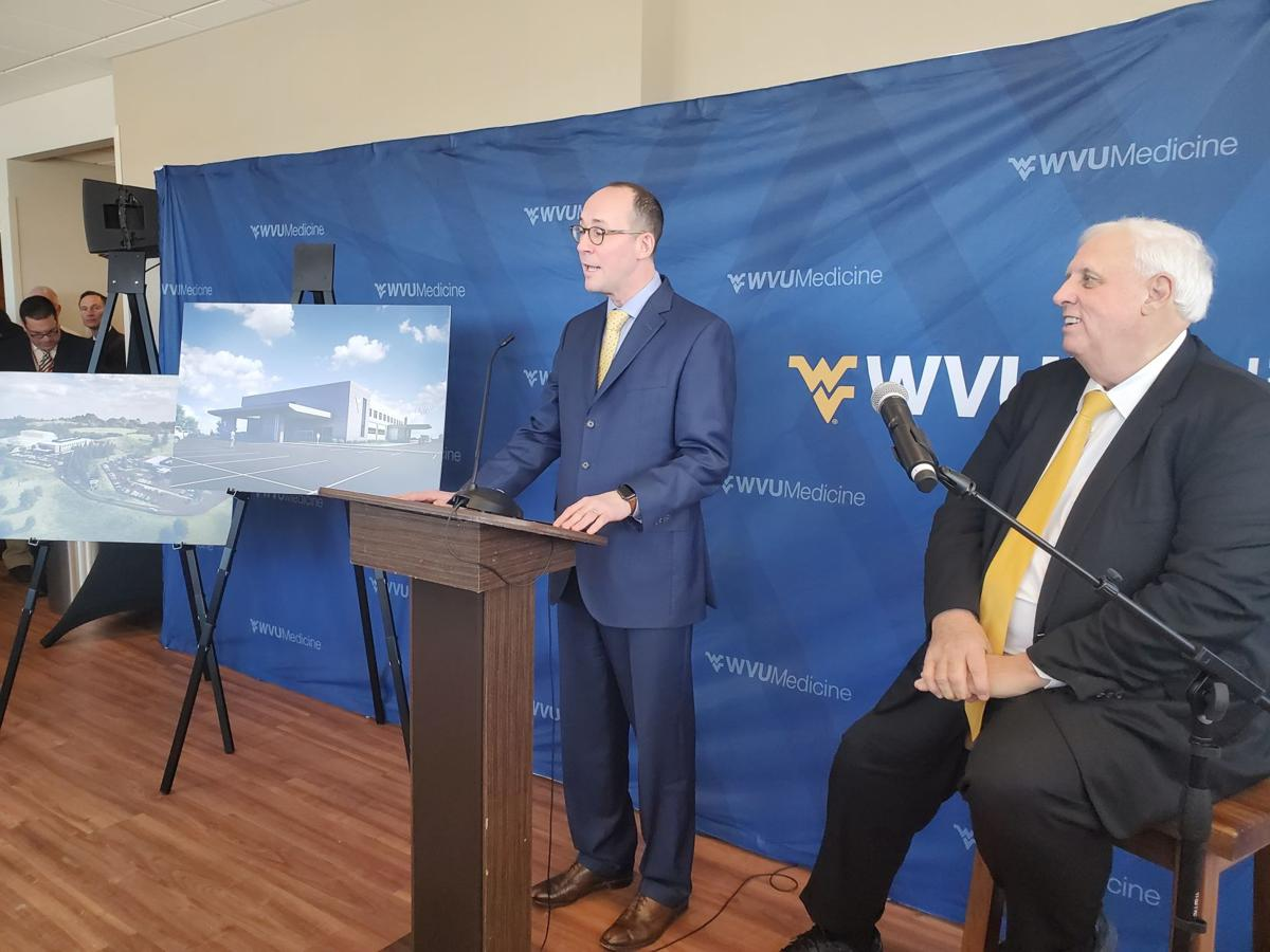 WVU Medicine to build new hospital in Fairmont