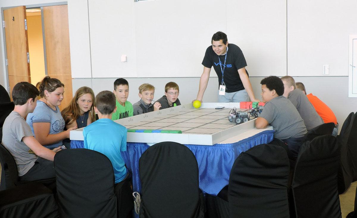 Seventh-graders exposed to STEM careers at NASA's Day in ...