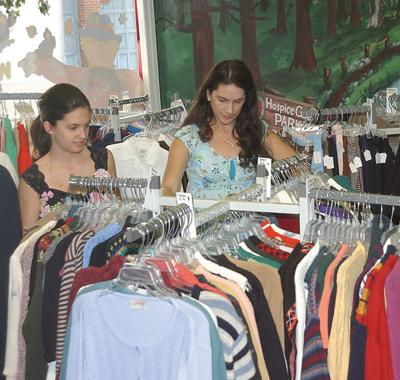 Hospice Care Corp. thrift store open