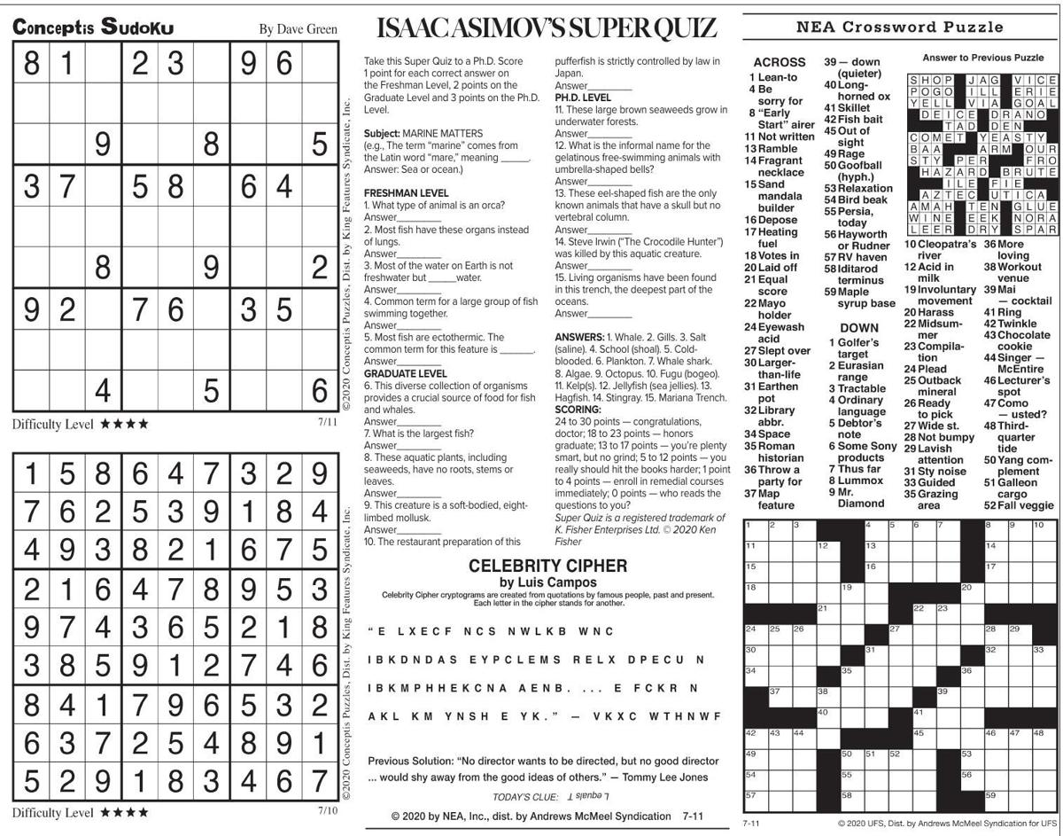July 11 puzzles.pdf