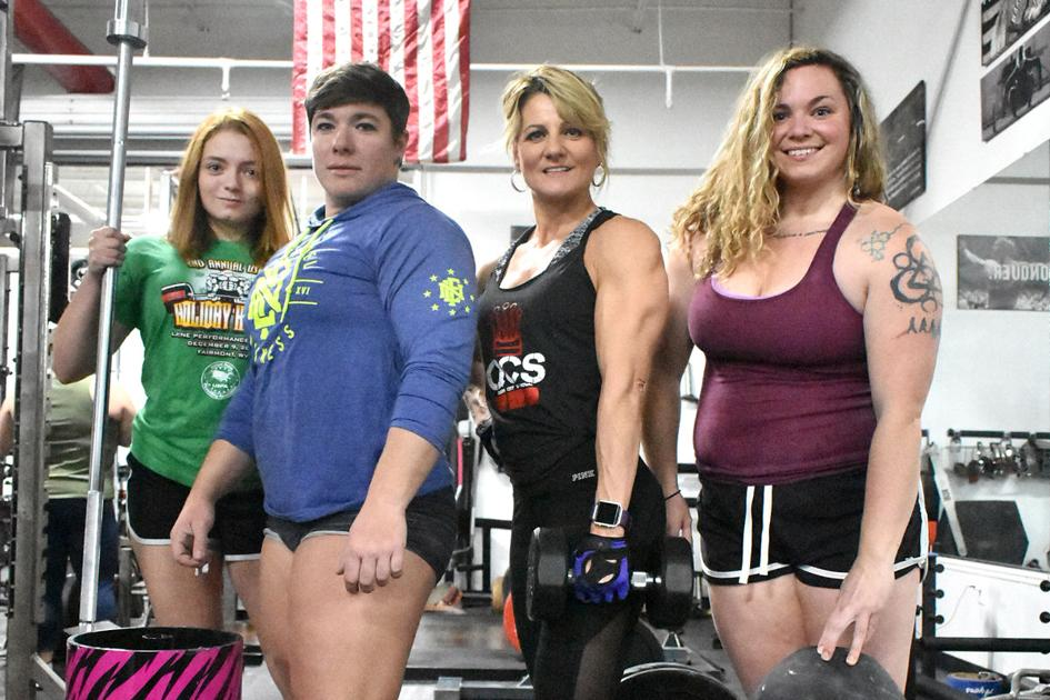 Marion County Women Display Power In Weight Lifting And In Life  News  Timeswvcom-1471
