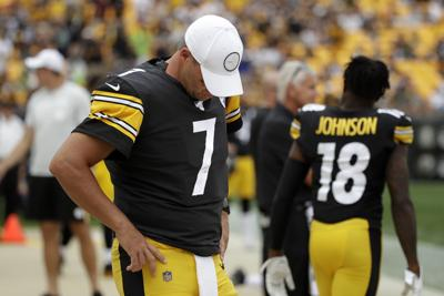 the latest 8edef a0c06 Roethlisberger done for 2019 season with elbow injury ...