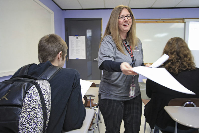 Teachers missing 10 or more days throughout school year; student performance continues to drop