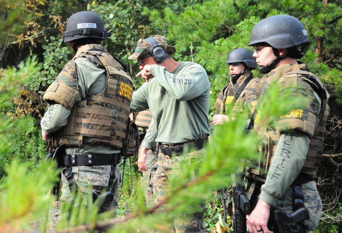 Marion County's SWAT team prepares for hostile situations