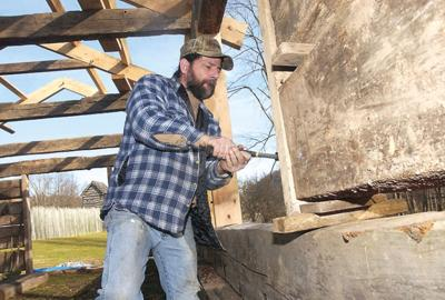 Pricketts Fort salutes history