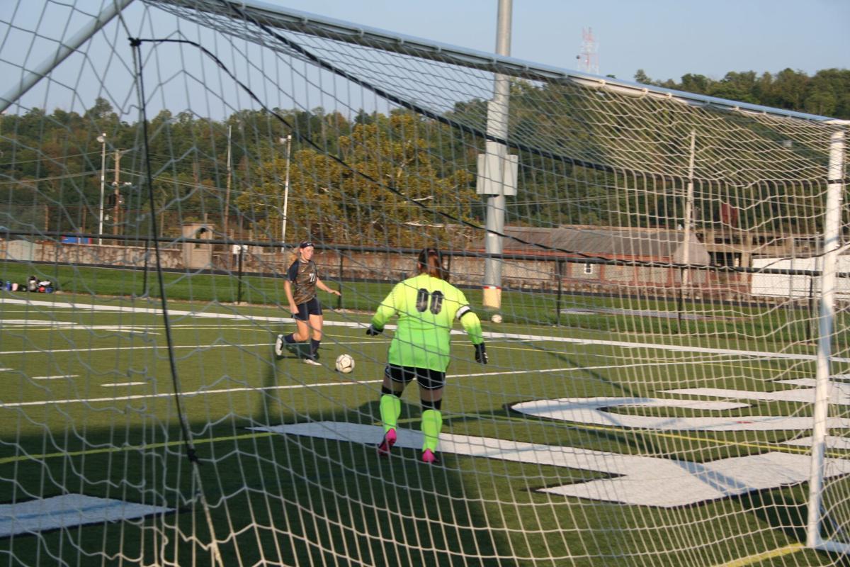 East Fairmont girls soccer vs Lincoln