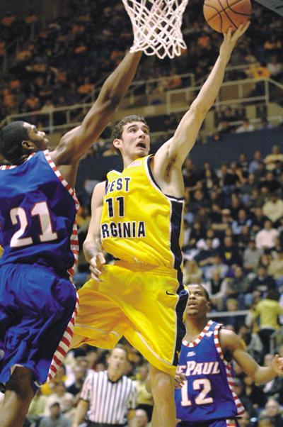 De Paul West Virginia Basketball