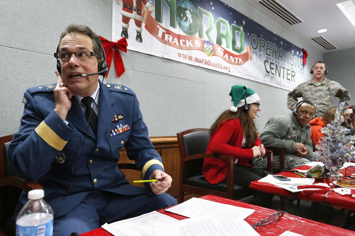 NORAD Tracks Santa goes live today | News | timeswv.com