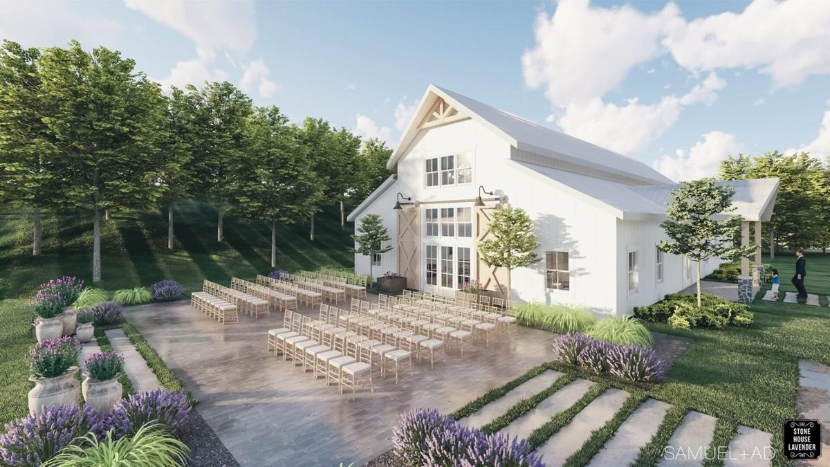 Area's newest events venue nears completion in White Hall
