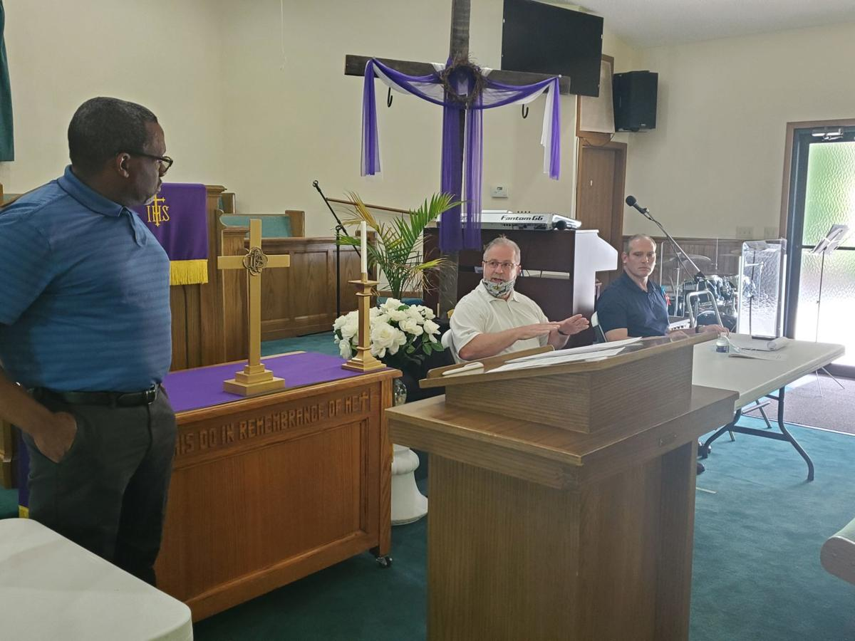 Pastoral Alliance forum tackles use of force