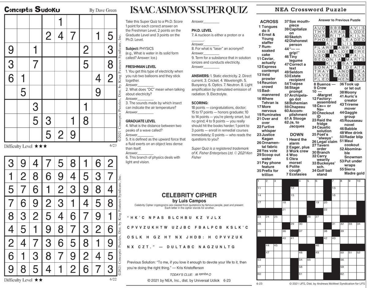June 23 puzzles.pdf