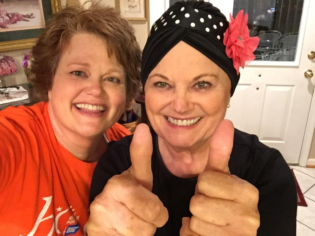 Cancer Profile: Mary Jo Thomas