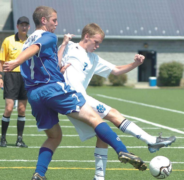 West Fairmont vs. Capital boys soccer
