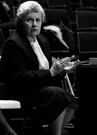 WVU women's sports pioneer Kittie J. Blakemore passes away