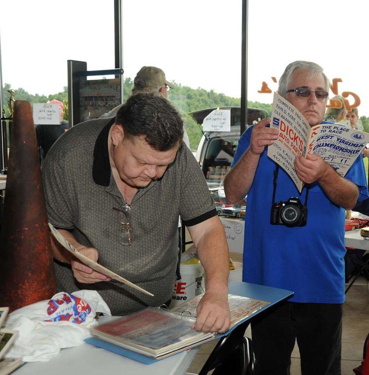 Eldora Raceway Reunion Raises Money; Law Inducted Into