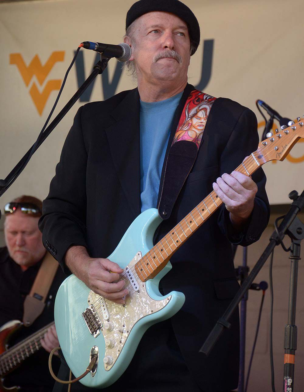 Blues soundtrack of night at palatine park photos news for Dennis mcclung