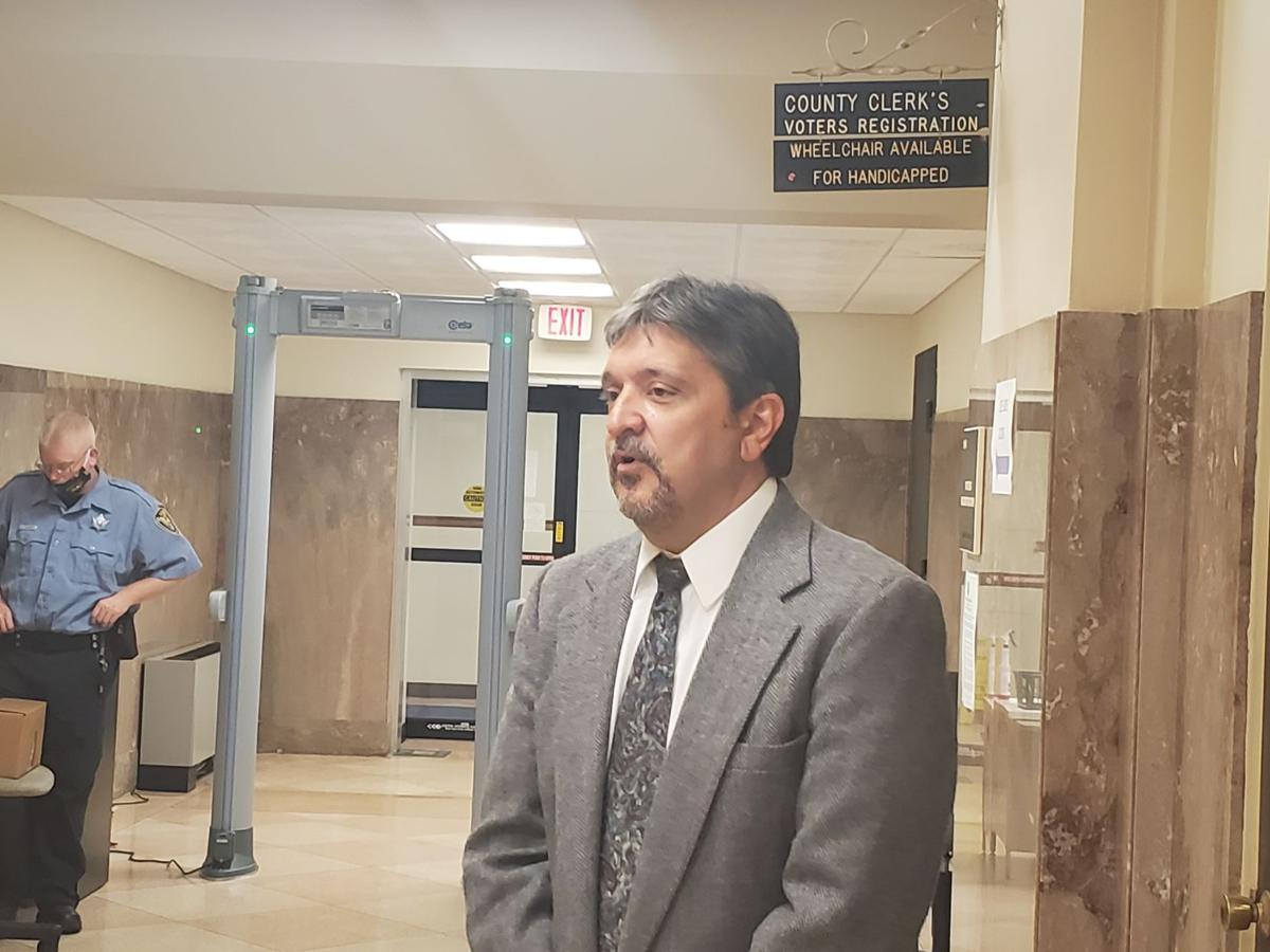 County Clerk Resignation