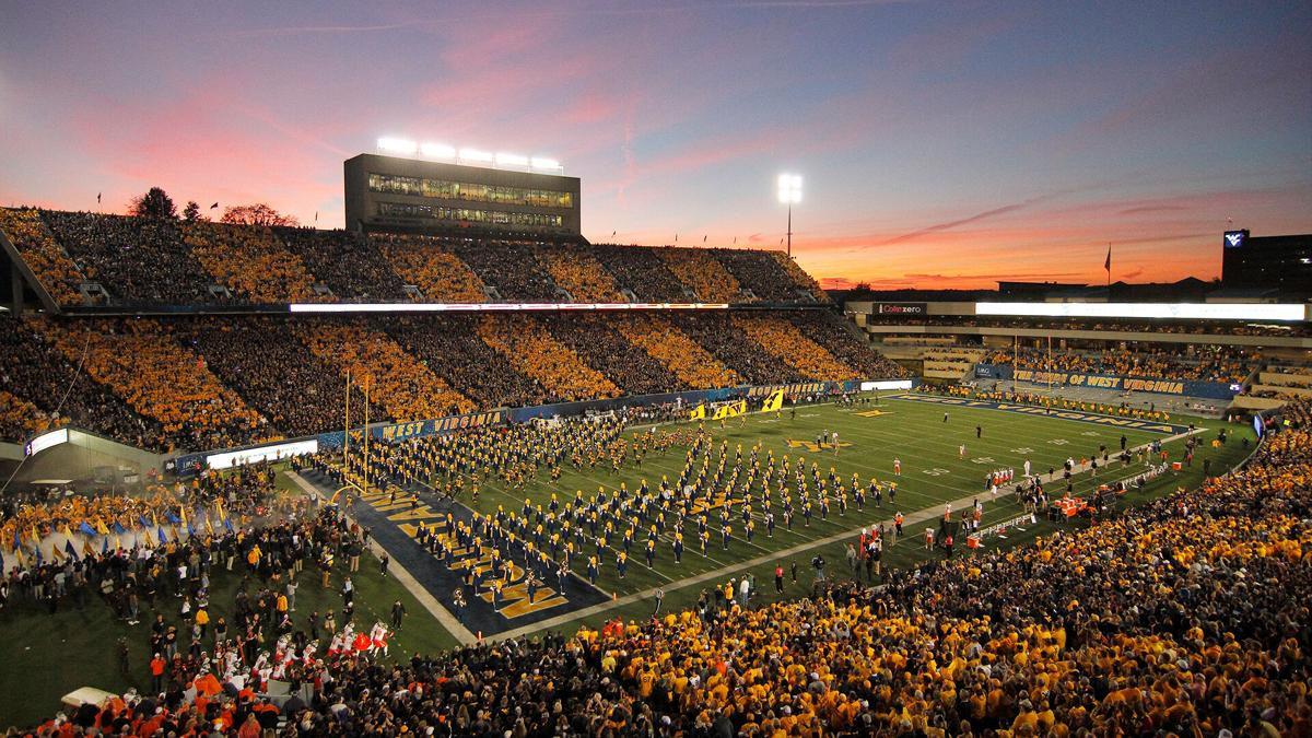 What's your favorite Mountaineer Field memory?