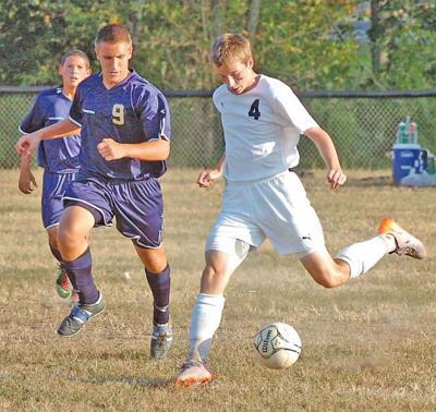 NMHS vs East Soccer