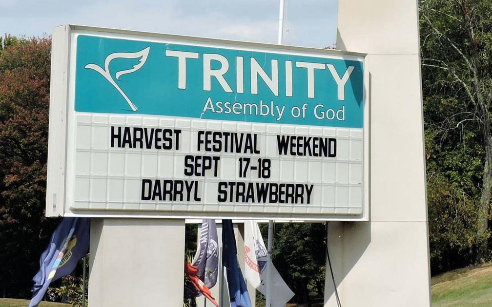 Harvest Festival to be held today and Sunday at Trinity
