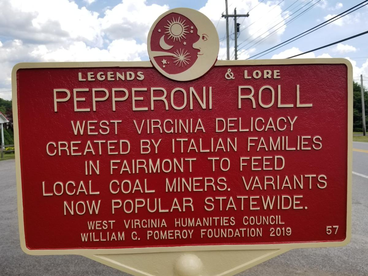 Fairmont's pepperoni roll legacy now enshrined