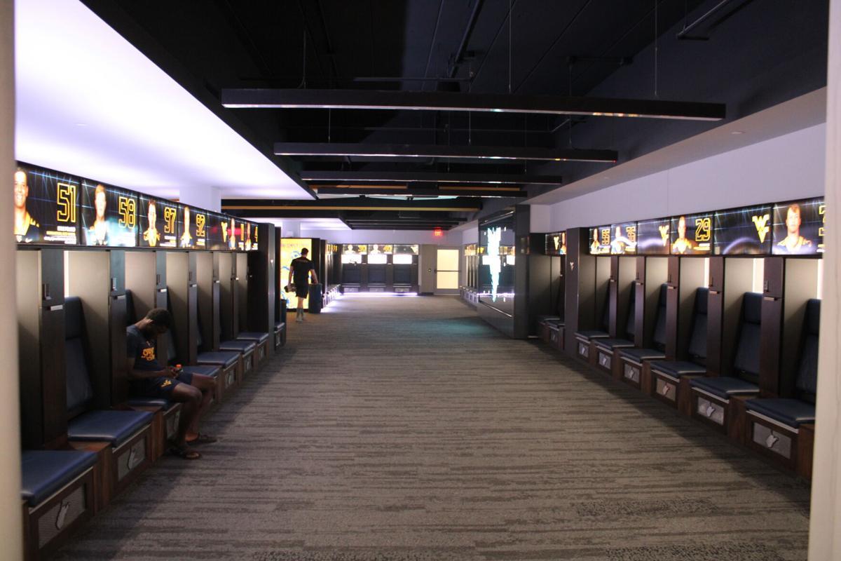 Puskar locker room