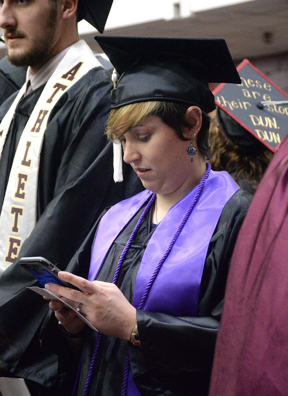 Rose tells FSU graduates that facing risk brings opportunity to grow ...