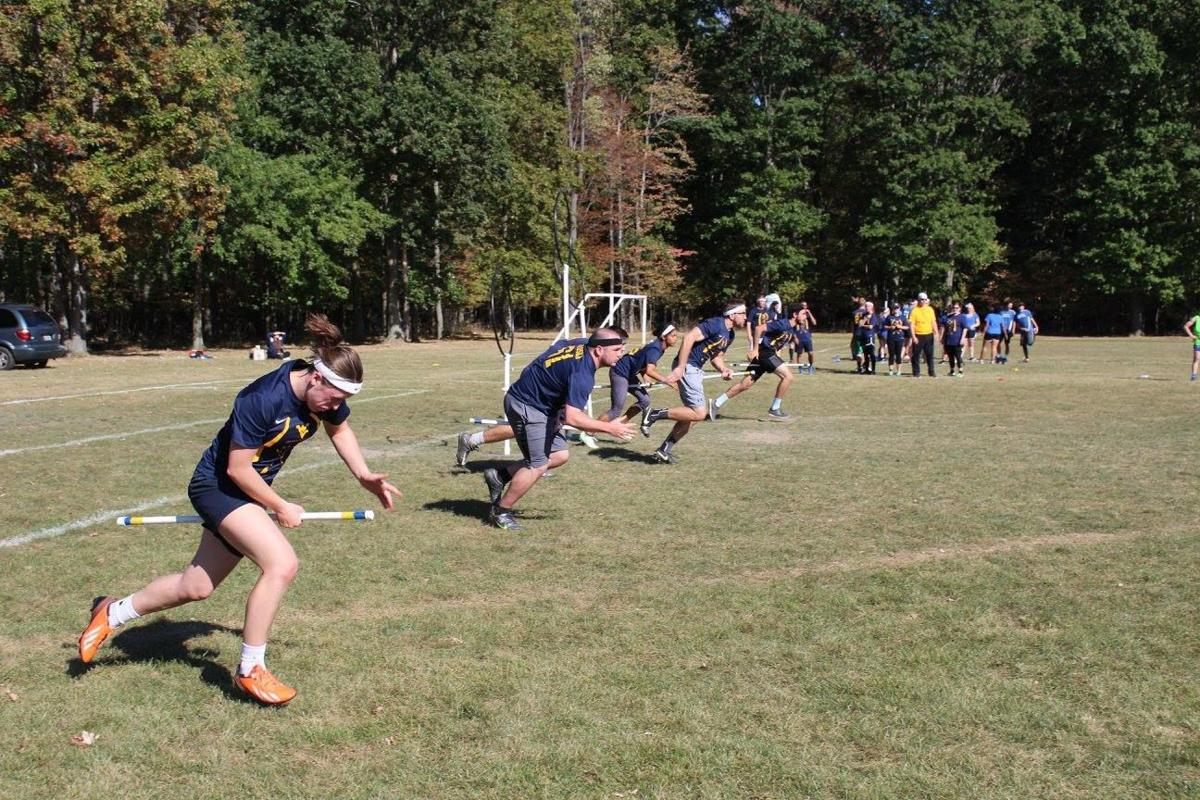 MY LIFE: WVU students play sport popularized in Harry Potter