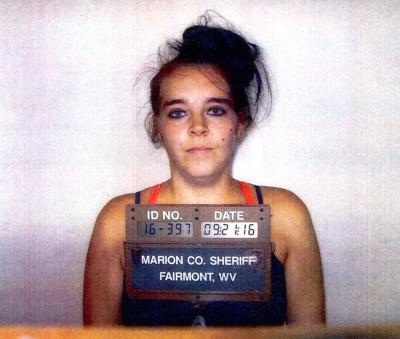 Rivesville mother arrested after child allegedly drinks