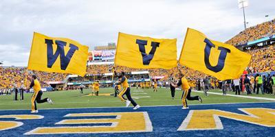 WVU Flags