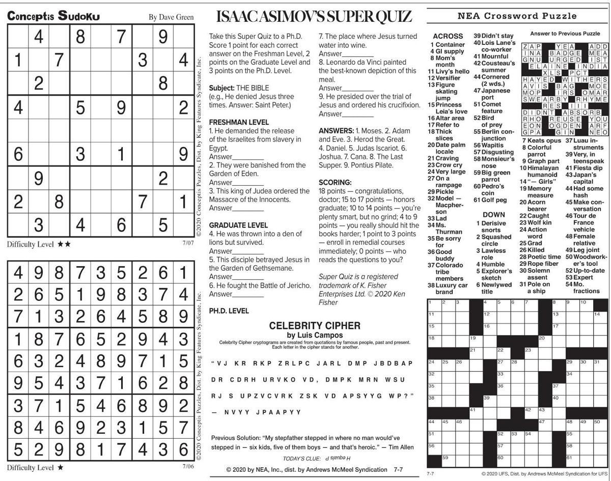 July 7 puzzles.pdf