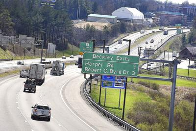 Bill allows use of credit and debit cards on W.Va. Turnpike