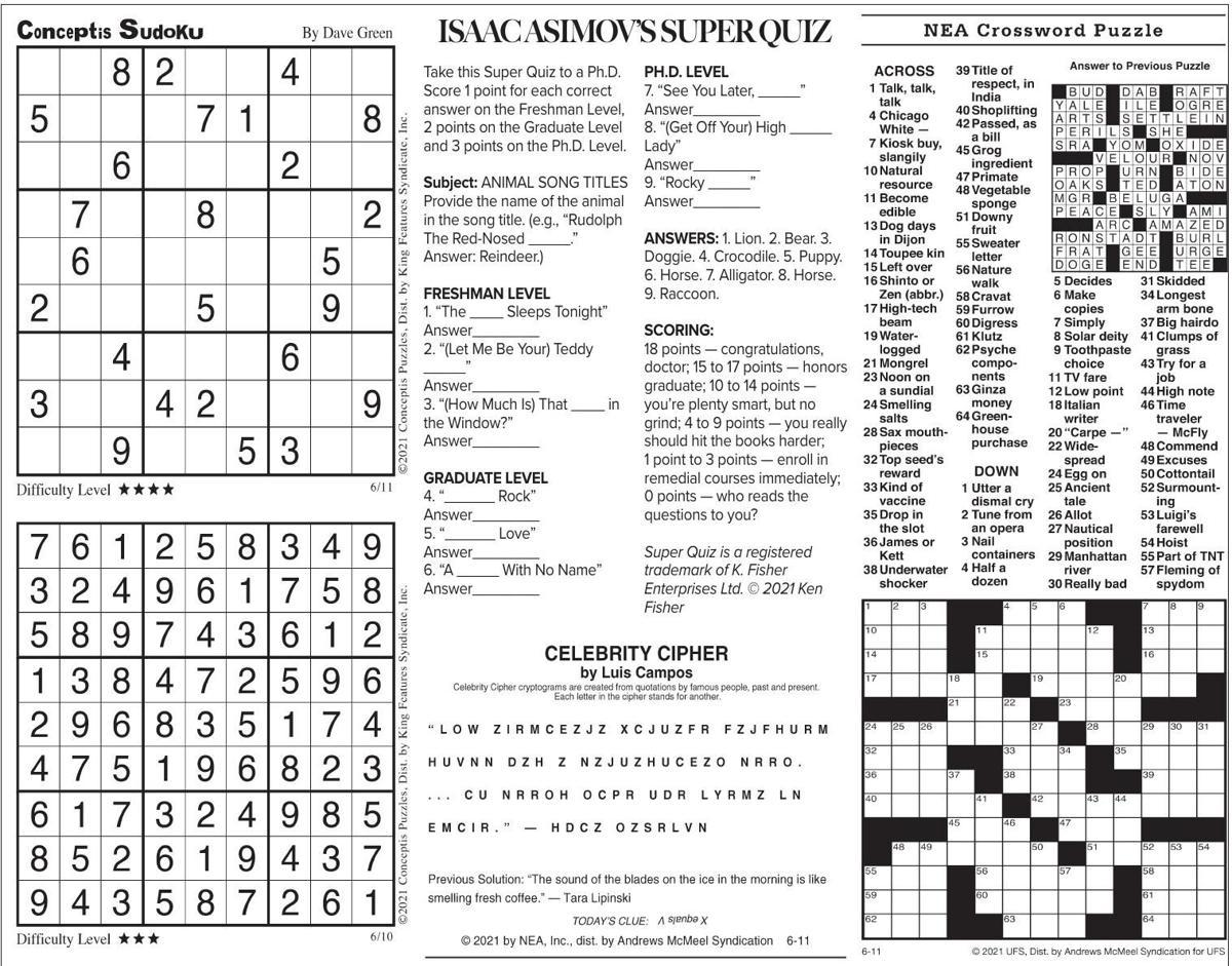 June 11 puzzles.pdf