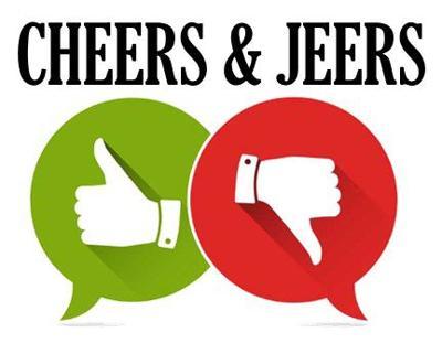 Cheers & Jeers Logo