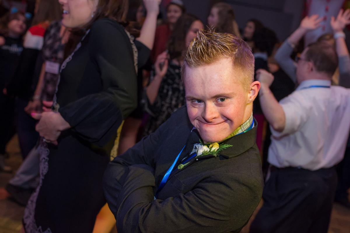 Third annual special needs prom a hit for NCWV