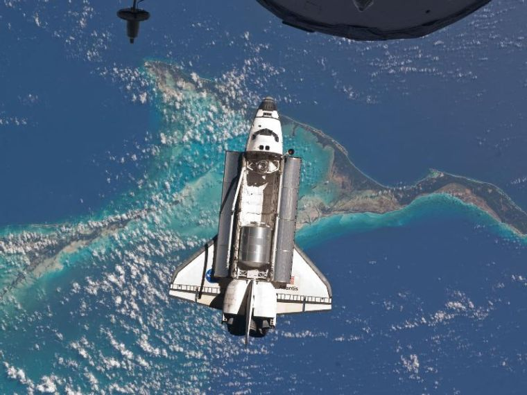 Space shuttle mission