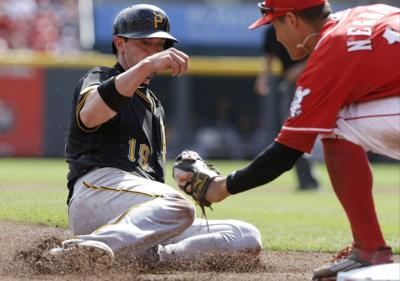 Pirates' 4-1 loss to Reds gives title to Cards | Sports | timeswv com