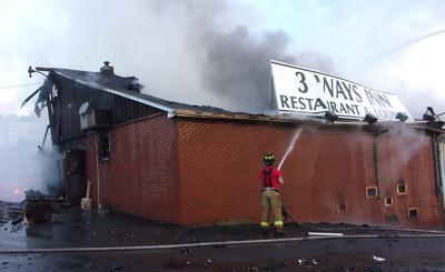 3 Ways Inn fire