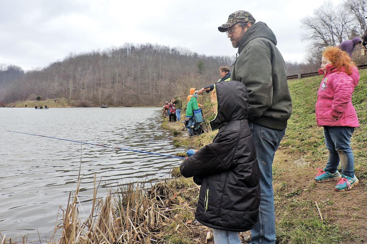 Family Fishing Day draws crowd to Curtisville Lake: Photos | News