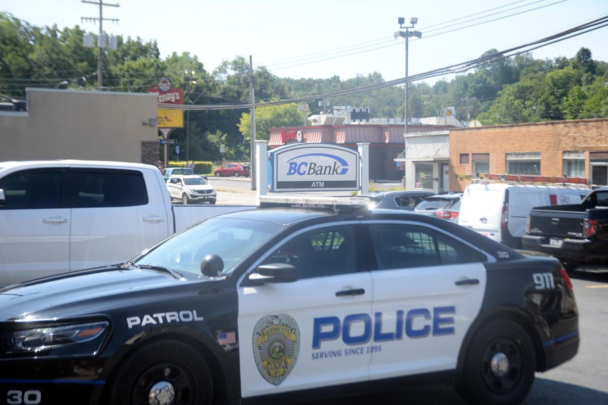 BcBank police cruiser